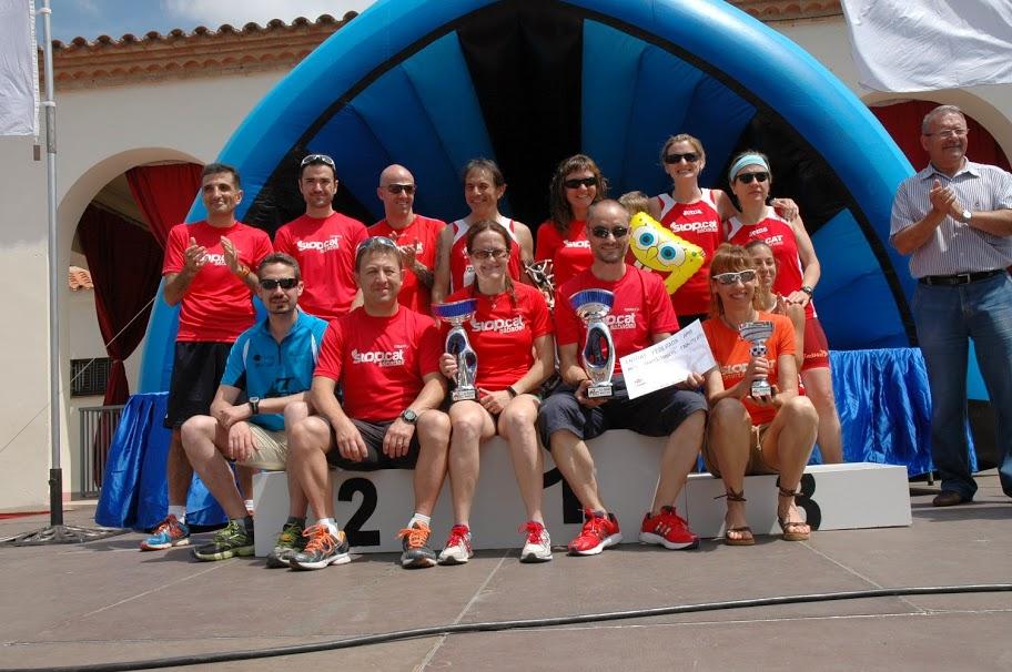 Guanyadors per equips 2014